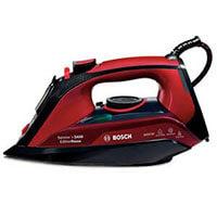 Ranking najlepszych żelazek musi uwzględnić model  Bosch TDA503011P